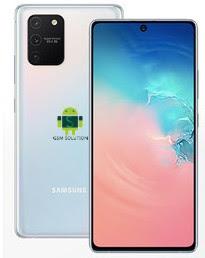 Samsung S10 Lite SM-G770F Eng Modem File-Firmware Download