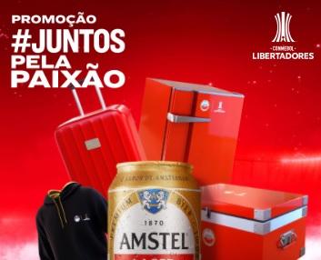 Juntos Pela Paixão Amstel Promoção 2021