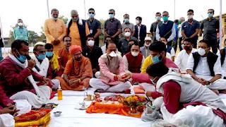 Chief Minister Shivraj Singh Chouhan,गौ-अभ्यारण्य,मुख्यमंत्री शिवराज,Cow sanctuary, गौ-पूजन, गोपाष्टमी,Cow worship,Gopashtami,timesofmalwa mp news