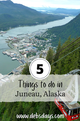 5 things to do in Juneau, Alaska