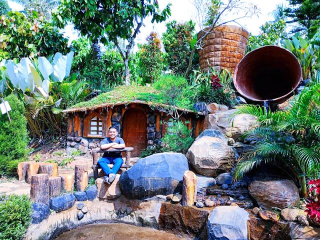 Tiket Masuk Wisata Banyu Mili Wonosalam Jombang