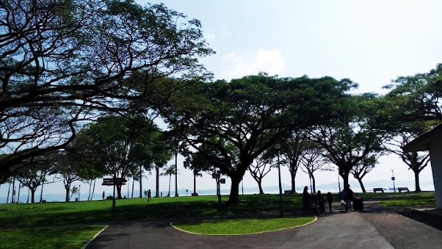 Pasir Ris Singapore - Pasir Ris Park is a beach park located in the eastern part of Singpoare