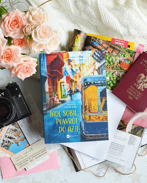 """#243 """"Jadę sobie. Powrót do Azji"""" - Marzena Filipczak"""