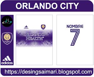 Orlando City 2021-2022 (Desing Fantasy)
