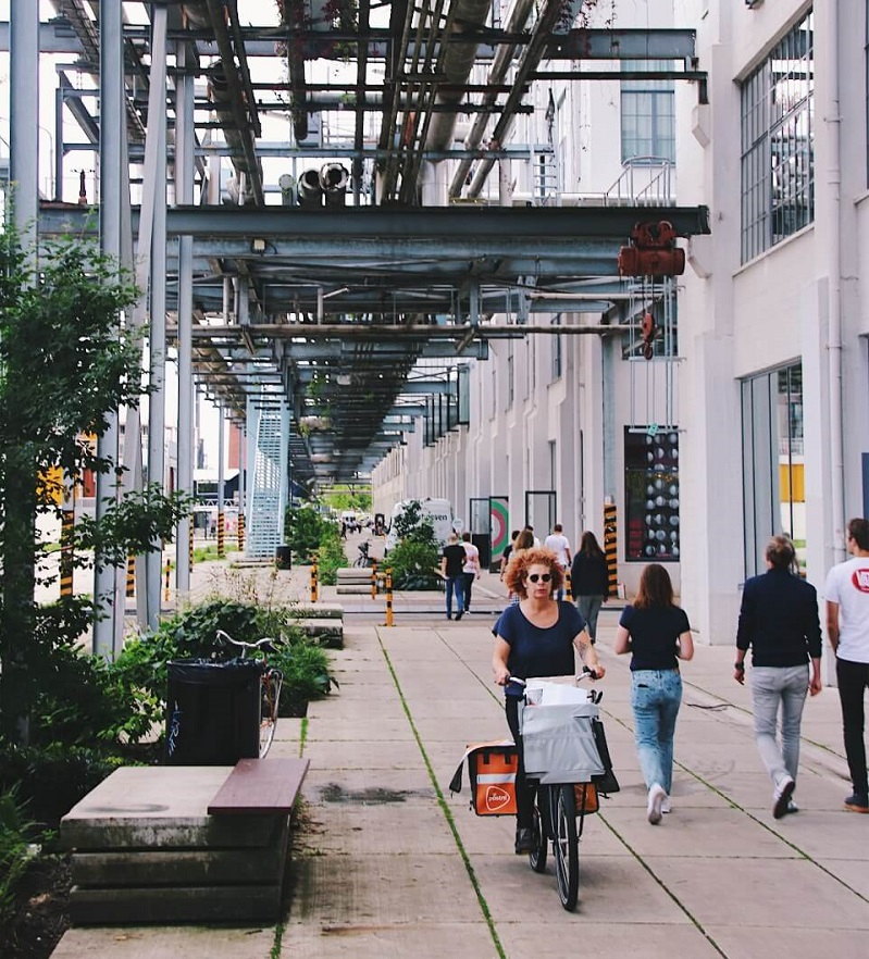 Strijp S in Eindhoven