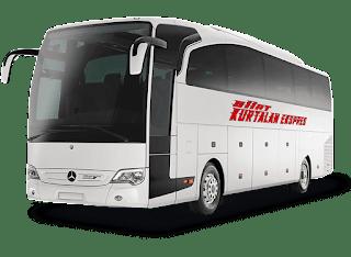 Siirt Kurtalan Ekspres Otobüs Bileti