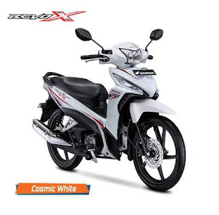 Honda Revo X Cosmic White