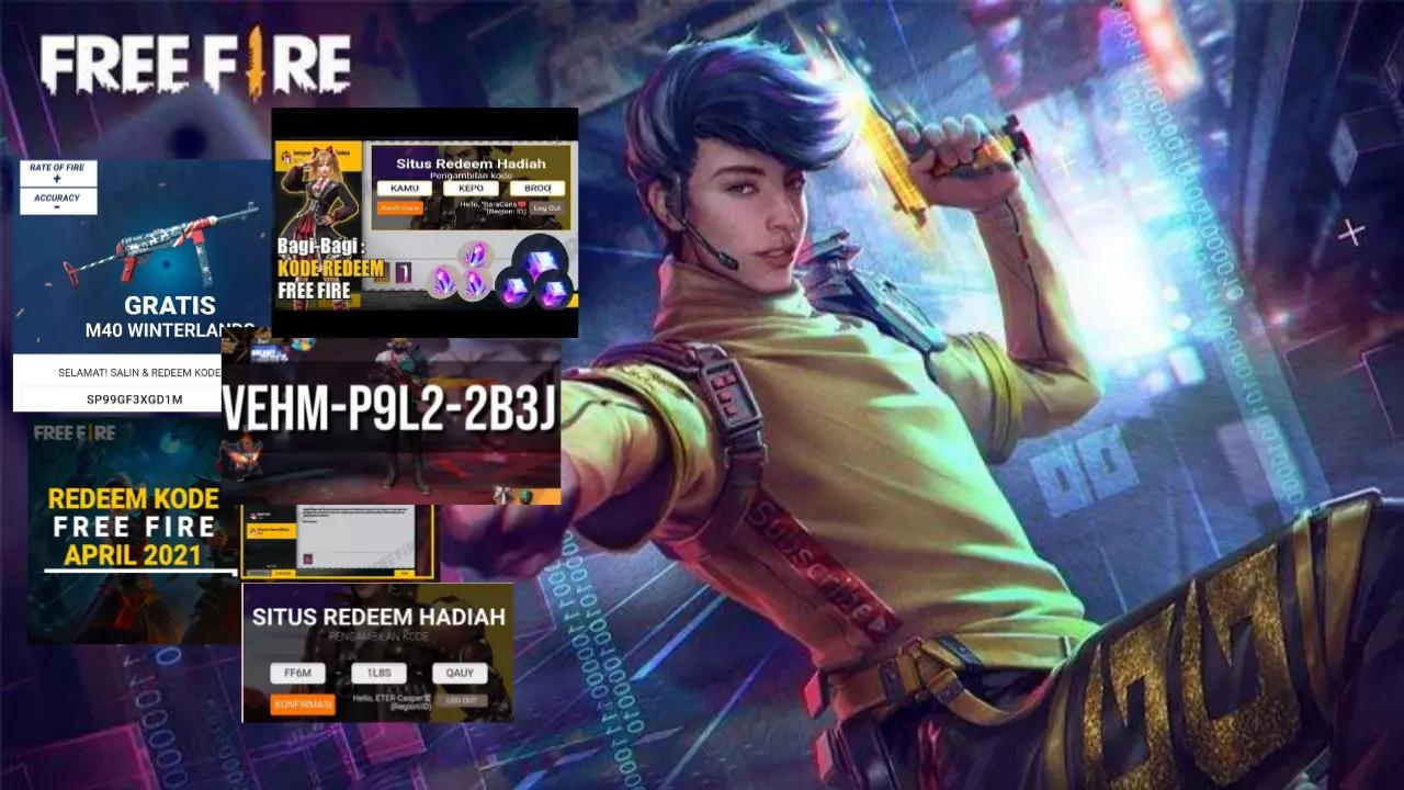 Kode Redeem FF 6 Agustus 2021 Server Indonesia