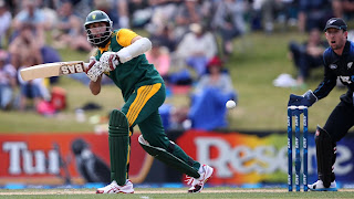 Hashim Amla 119 - New Zealand vs South Africa 2nd ODI 2014 Highlights