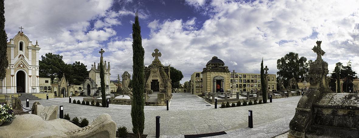 Modernist Cemetery of Lloret de Mar (Spain)