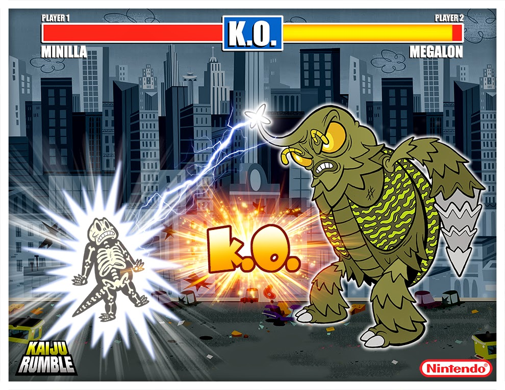 minion factory kaiju rumble