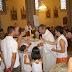 Fête des baptêmes communautaires à Marcoux