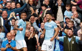 Video Gol Manchester City vs Liverpool 5-0