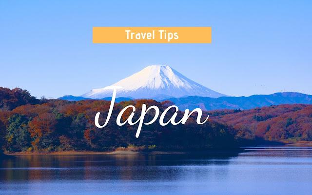 Japan Travel tips: Guide 2020