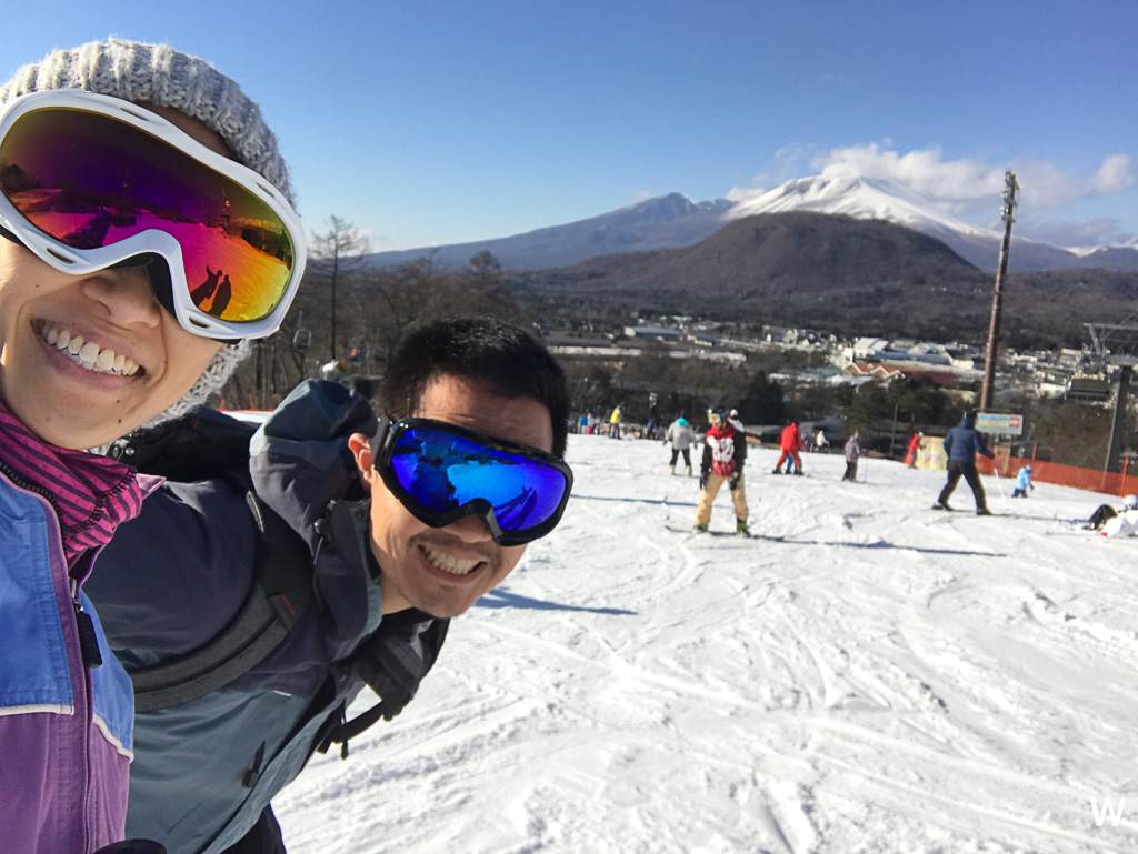 we really loved our stay at karuizawa ski resort it was the epitome of convenience when skiing with young children and would also be a great place even for