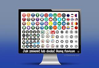 Jak dodać lub zmienić ikonę favicon?