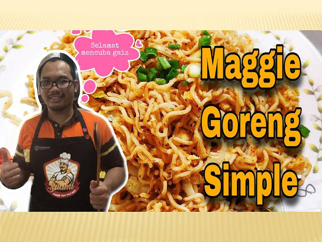 cara masak maggi goreng,cara buat maggi goreng,maggi goreng simple,maggi goreng kedai mamak,spicy ramen,resipi maggi goreng,maggi recipe,maggi goreng,