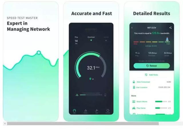 أفضل تطبيقات لاختبار سرعة الواي فاي لأجهزة ايفون