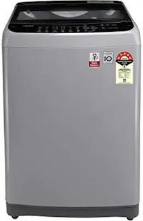 LG 9 Kg 5 Star Smart Inverter Fully Automatic Top Loading Washing Machine (T90SJSF1Z)