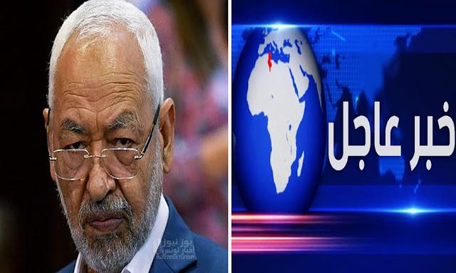 راشد الغنوشي _ Ennahdha Rached Ghannouchi