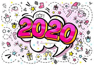صور راس السنة 2020