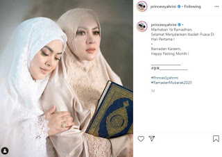 5 Artis Jualan Mukena Harga Jutaan di Ramadan 2021,Terbaru Amanda Manopo