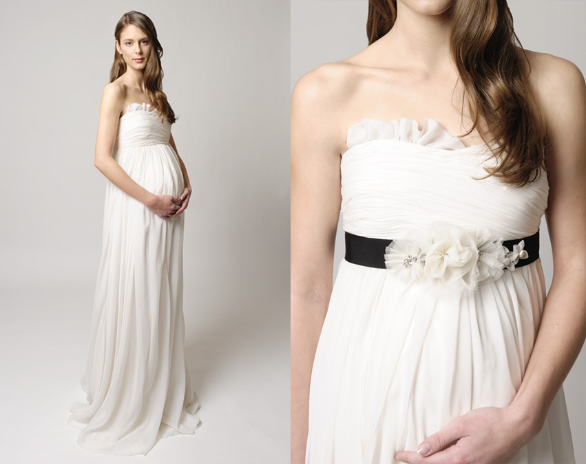 Maternity Wedding Gown: What You Can Wear In 9 Months