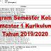 Program Semester Kelas 4 PAI Semester 1 Kurikulum 2013 Tahun 2019/2020 - Suka Madrasah