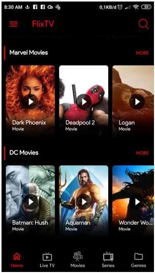 Cara Nonton Netflix Gratis Pakai Aplikasi FlixTV