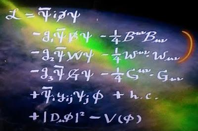 Lagrangiana del Modelo Estandar de Particulas