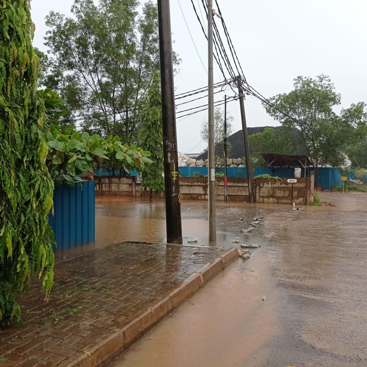 BP Batam Ambil Langkah Cepat, Memperbaiki Masalah Banjir di KPLI-B3 Kabil