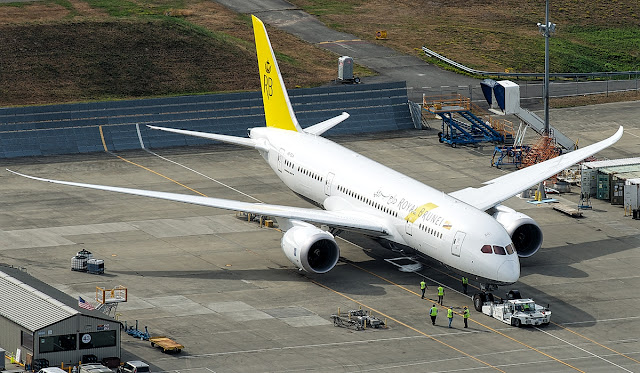 b787-8 royal brunei airlines