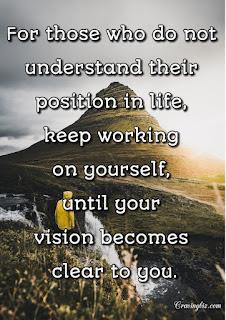 CravingBiz Motivational Quote on Vision