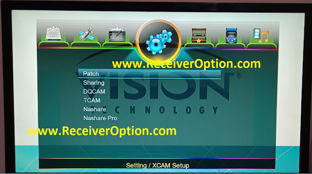 VISION PREMIUM II E507 1G 8M NEW SOFTWARE WITH YOUTUBE OK 19 OCTOBER 2020