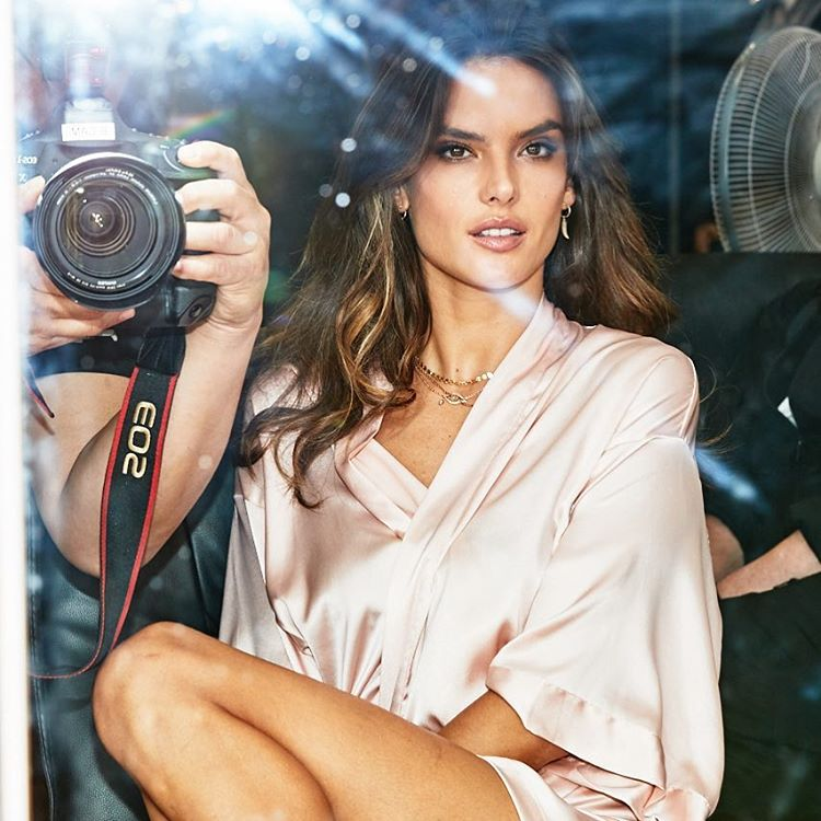 Alessandra Ambrosio Hottest Instagram Photos