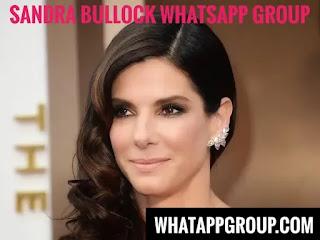 Sandra Bullock Fans WhatsApp Group Links