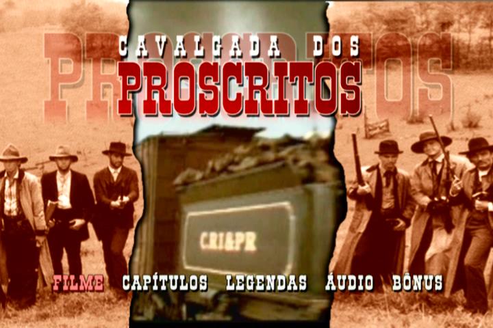 PROSCRITOS DE BAIXAR CAVALGADA FILME