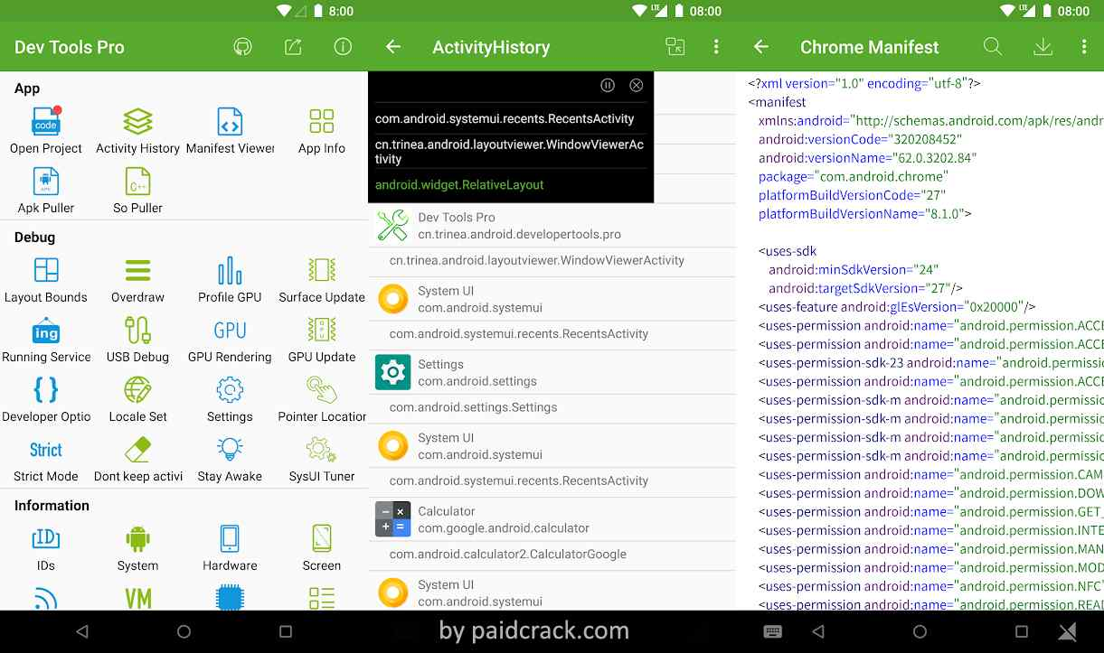 Dev Tools Pro Mod Apk 6.2.0-gp [Paid]