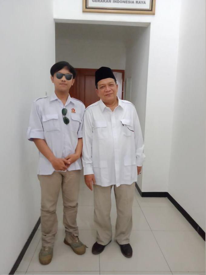 Abdul Wachid Ketua DPD Partai Gerakan Indonesia Raya (Gerindra) Provinsi Jawa Tengah (Jateng)