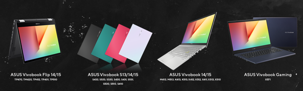 ASUS VivoBook Series collaborates with Don't Blame The Kids Apparel Co. to empower today's Generation Z