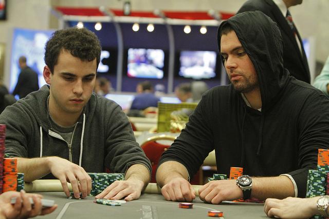 Casino house odds