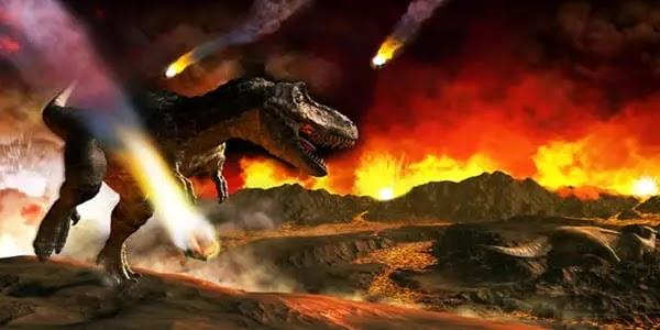 डायनासोर कैसे खत्म हुए - डायनासोर का अंत कैसे हुआ?
