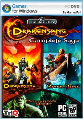 Descargar todos los juegos de Drakensang Complete Saga para pc mega y google drive