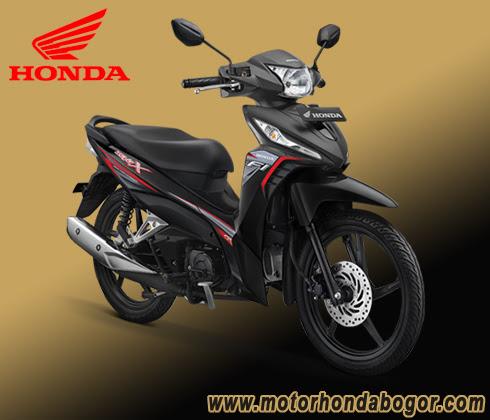 Brosur Kredit Motor Honda Revo Bogor