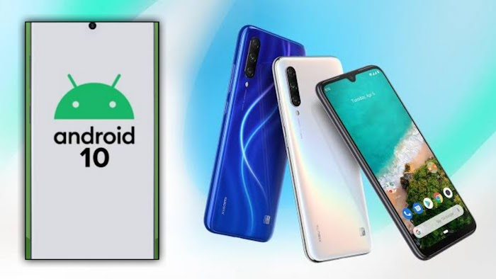 Mi A3 Received New Update Android 10 | Android 10 Update For MI A3