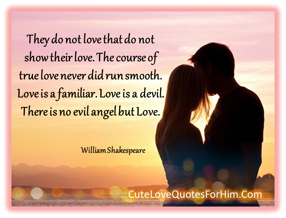Inspirational Quotes & Sayings: Love Quotes For Him