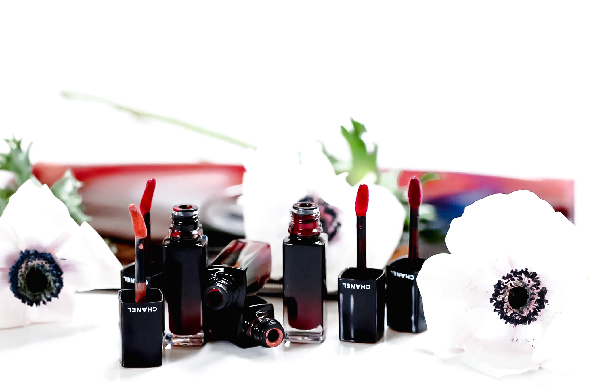 Chanel Rouge Allure Laque rouge à lèvres