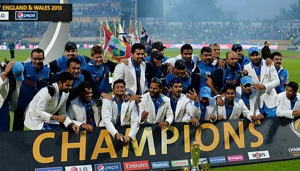 ICC Champions Trophy Batting Stats - Top 10
