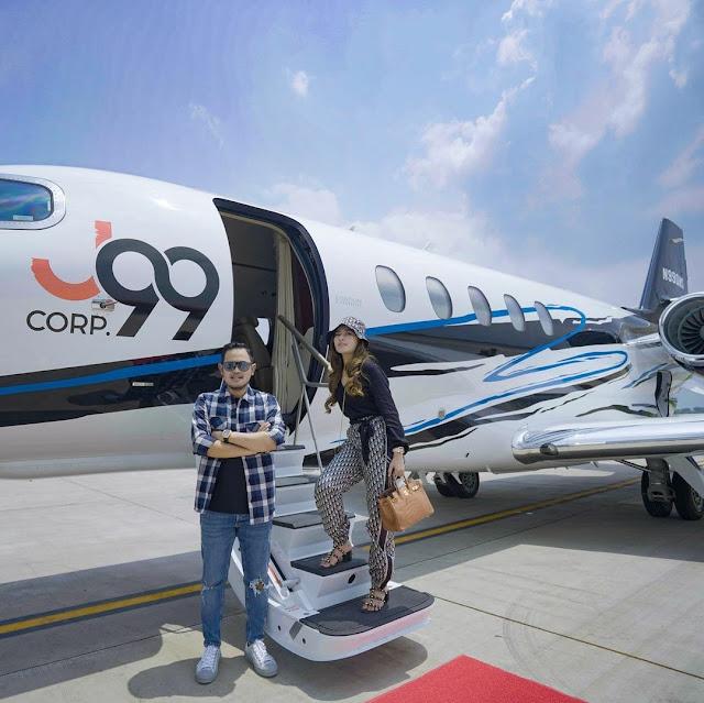jet pribadi juragan 99