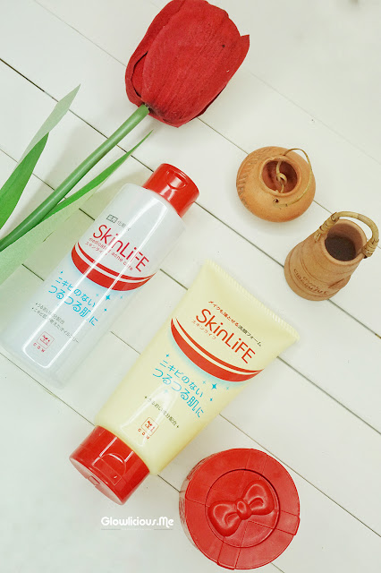 Skinlife Cleansing Foam & Skinlife Face Lotion's Review & Photos